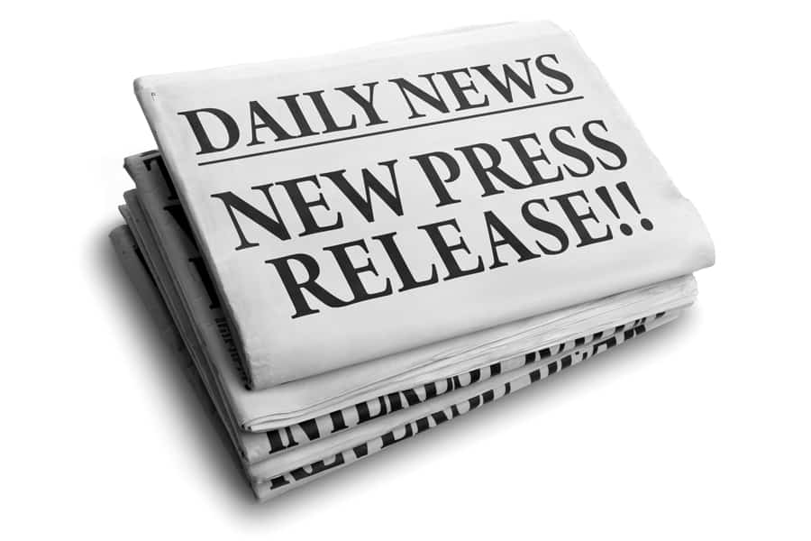 Press release best practices for writers.