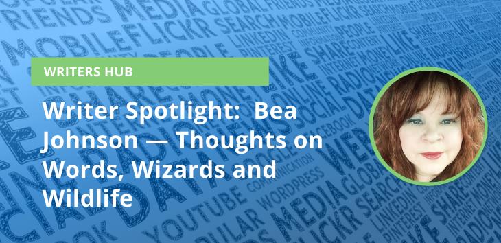 Bea Johnson Writer Spotlight
