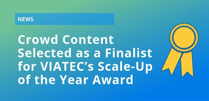 VIATEC Award Press Release