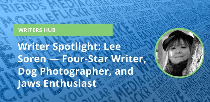Writer Spotlight for Lee Soren