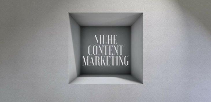 niche content marketing