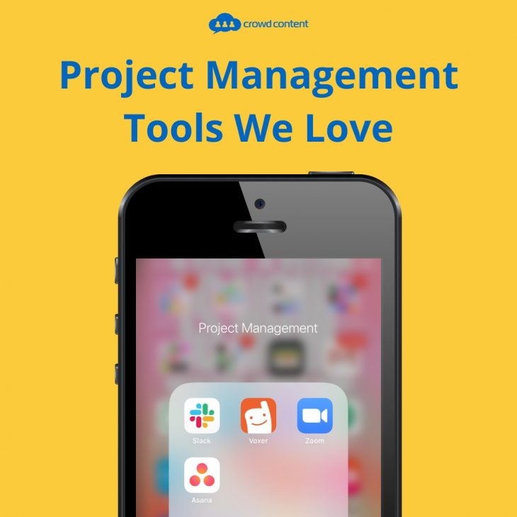 Project Management Tools for Writing Teams