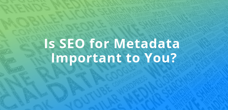 SEO for metadata