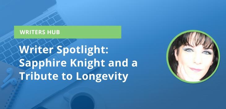 Writer Spotlight: Sapphire Knight