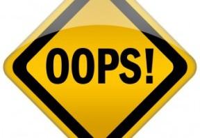 7 Big Blogging Mistakes