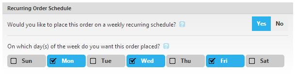 Automatic Content Scheduler