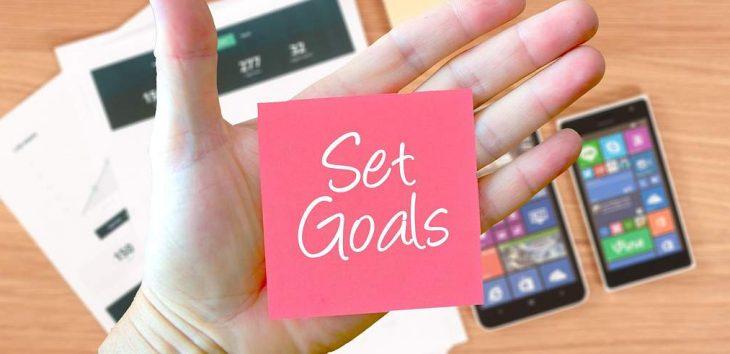 writer goals