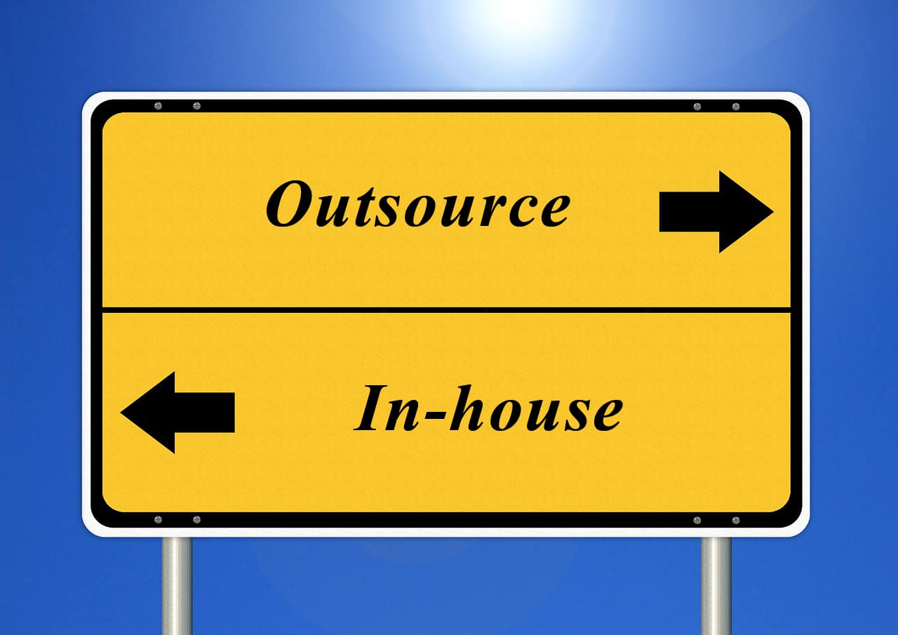 Content Creation: Outsourcing vs In-House - What's Your Best Option?